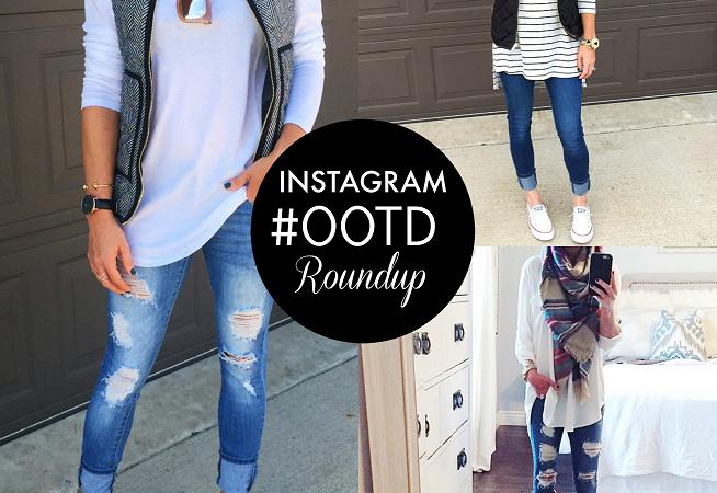 Instagram #OOTD Roundup