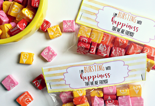 Kid Valentines Idea: FREE PRINTABLE