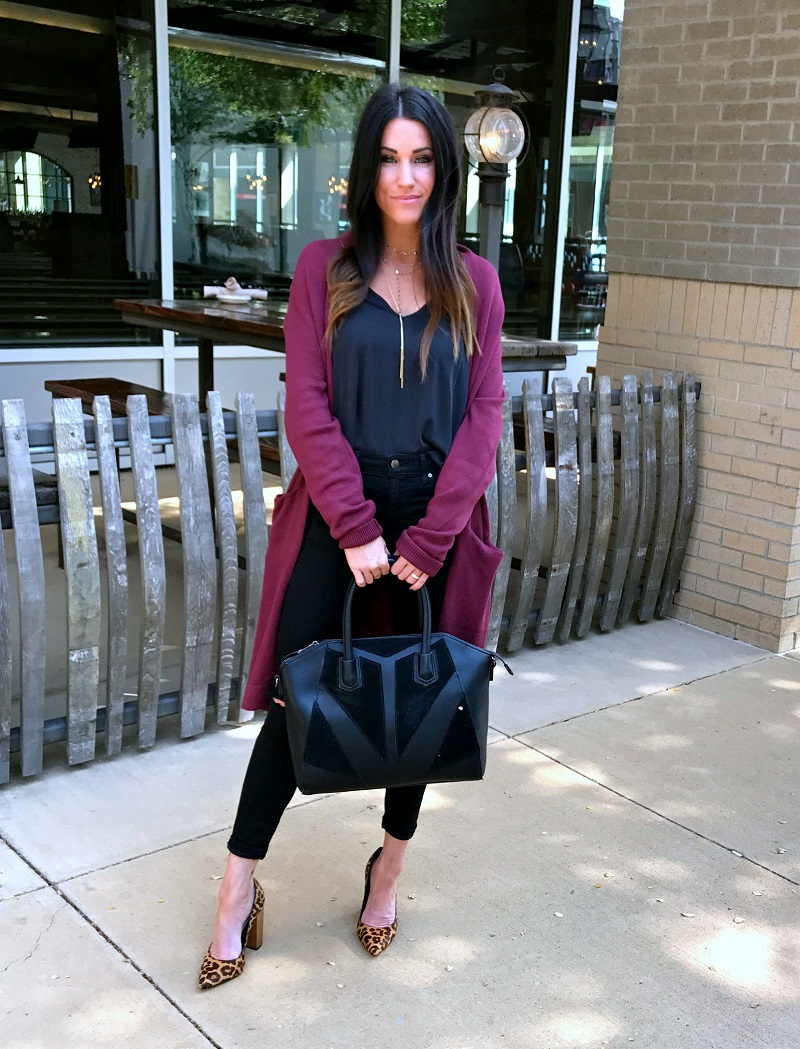How To Effortlessly Style Cardigans
