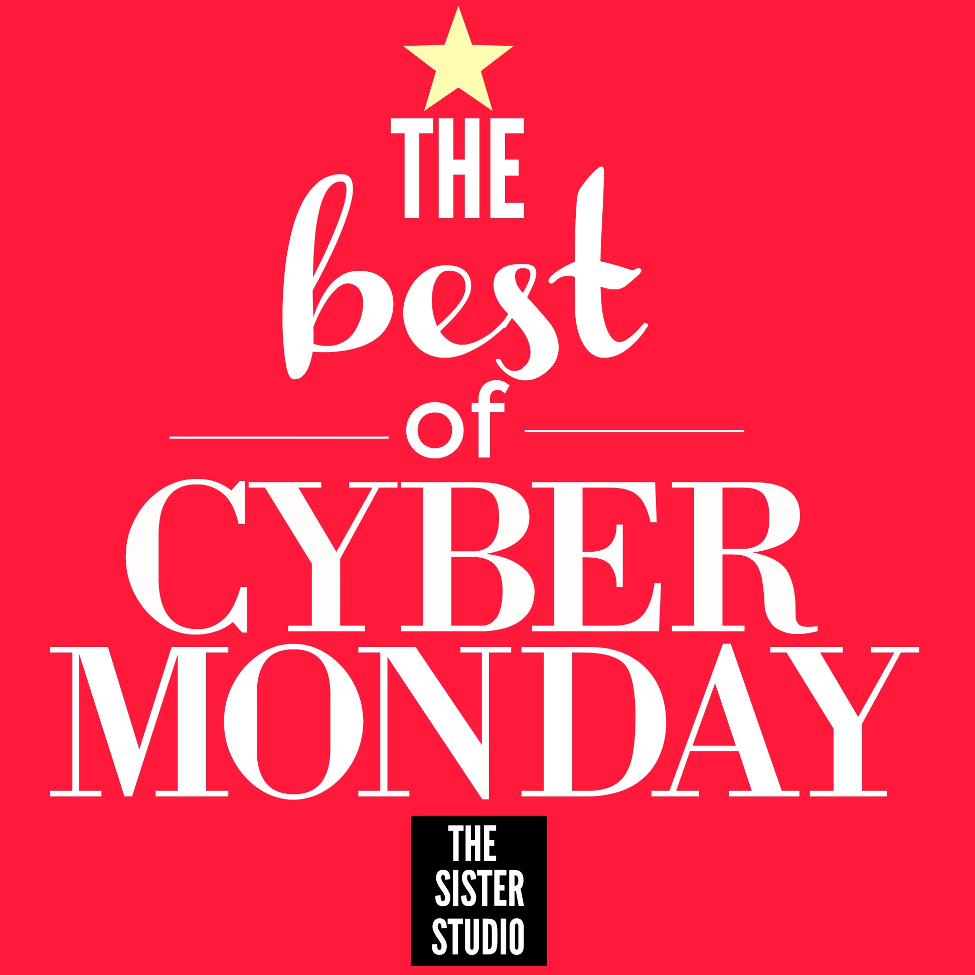 The BEST of CYBER MONDAY 2017