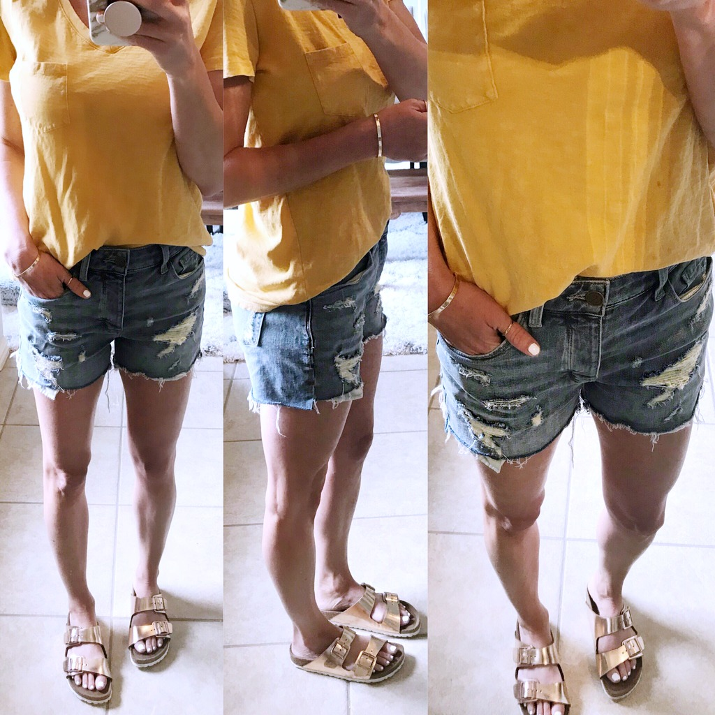 Shorts Review