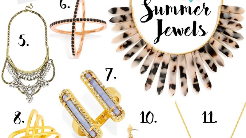 Weekend Wishlist: Jewels