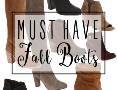 Nordstrom Anniversary SALE: Boots and More!