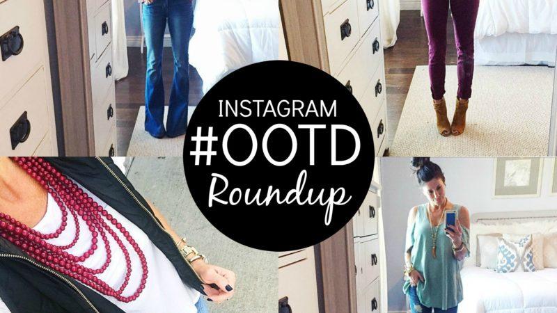 #OOTD Roundup