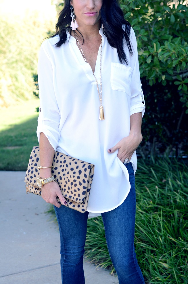 White Tunic Nordstrom