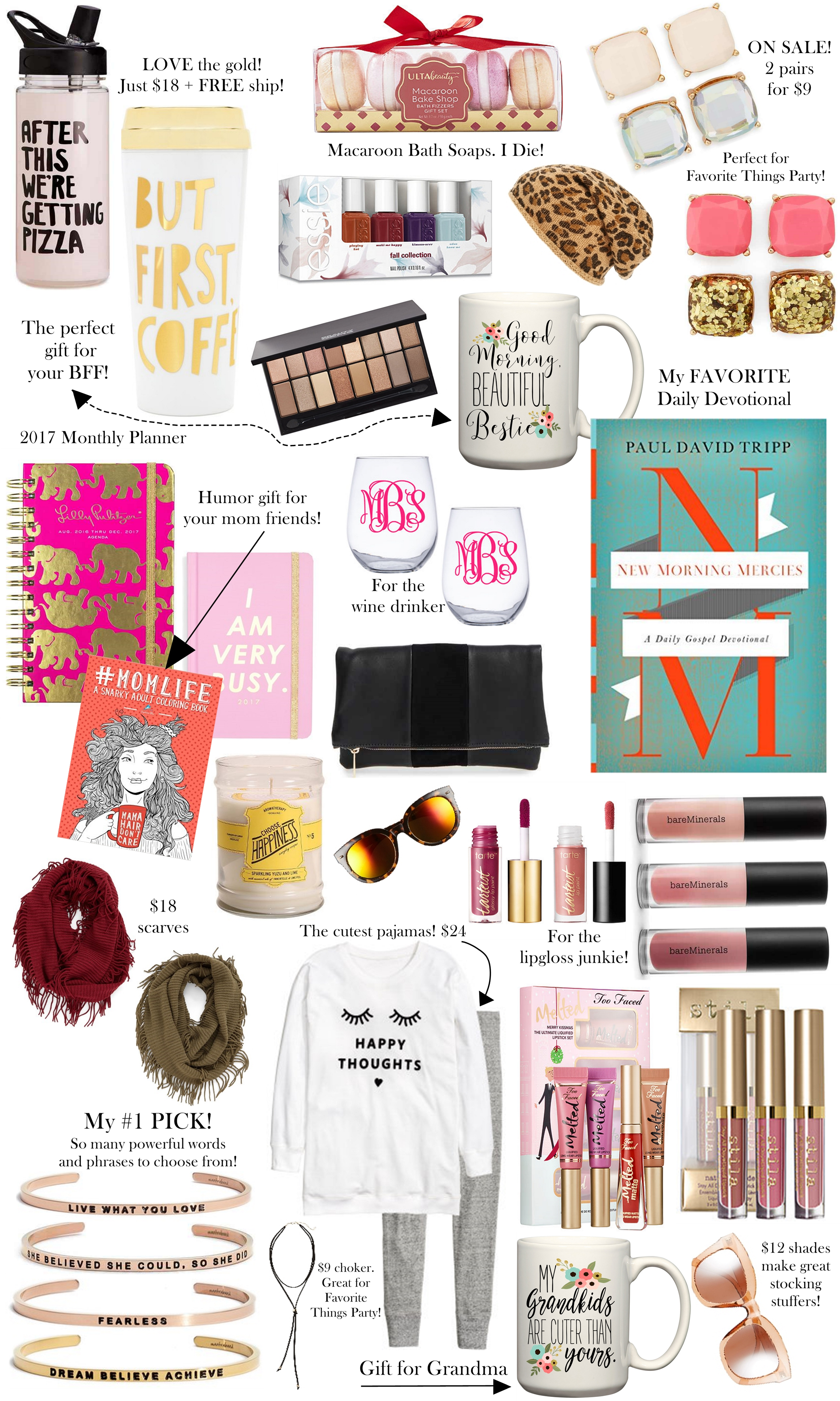 Christmas Gifts: 25 Under $25 - The Sister Studio