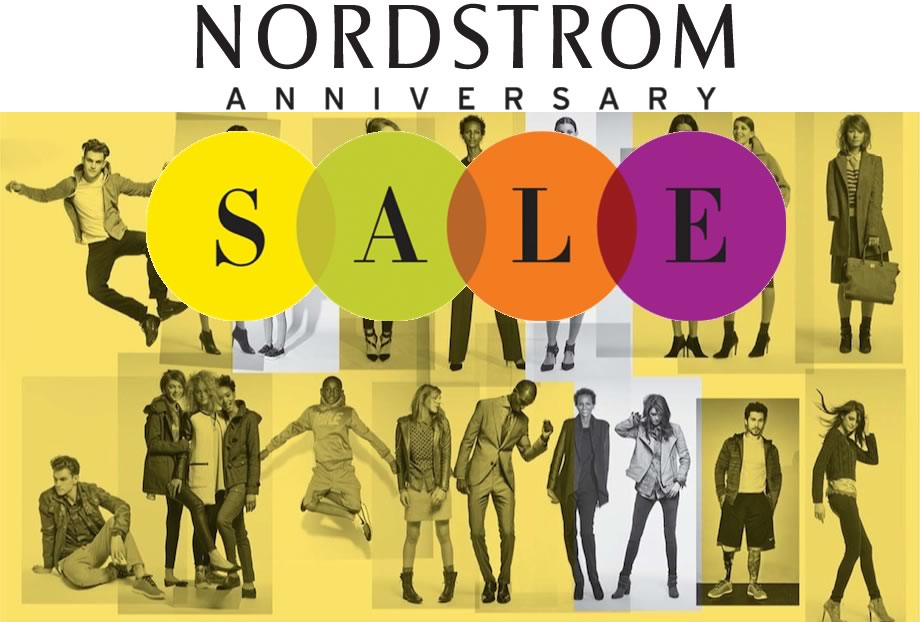 Nordstrom Anniversary Sale 2017 NSale