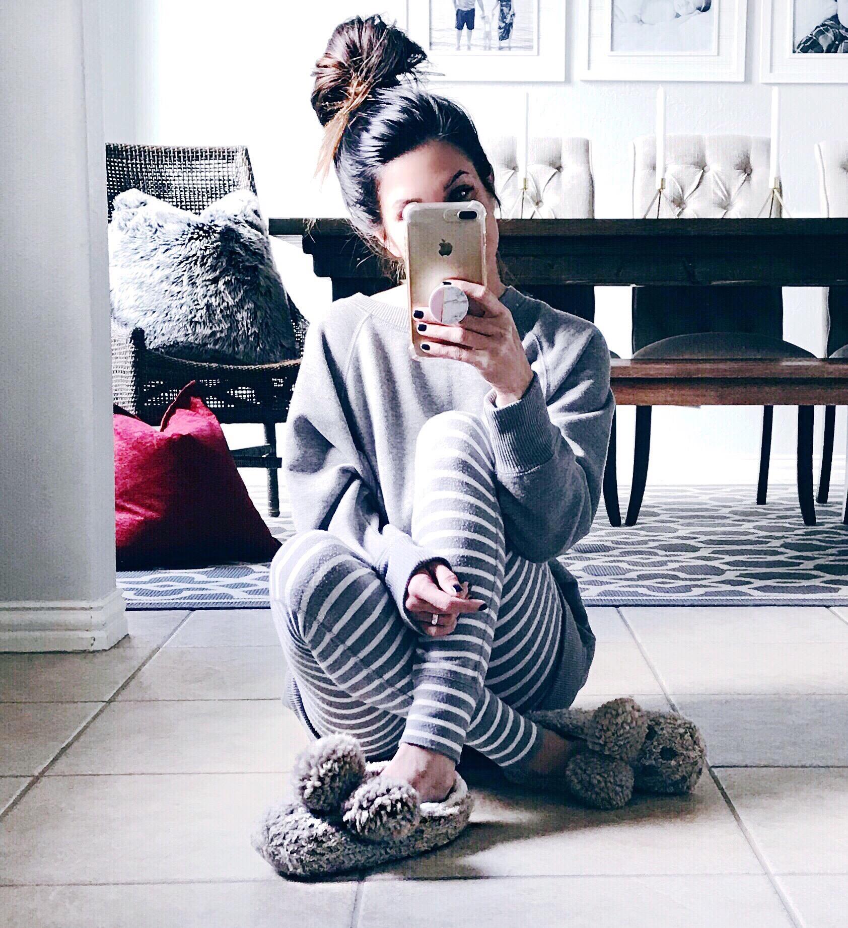 Cozy cute pajamas