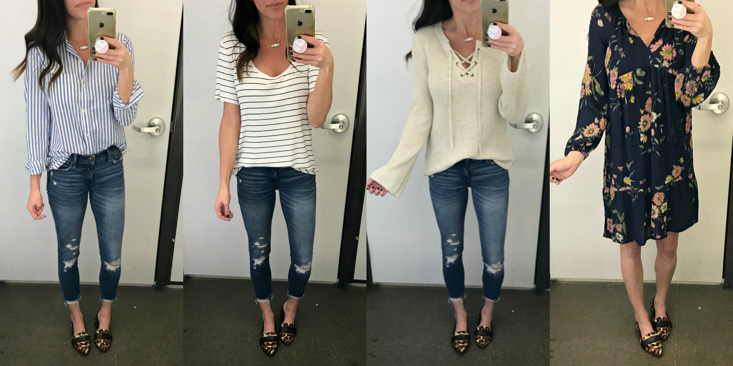 2ed779d0a1f Old Navy Try-On - The Sister Studio