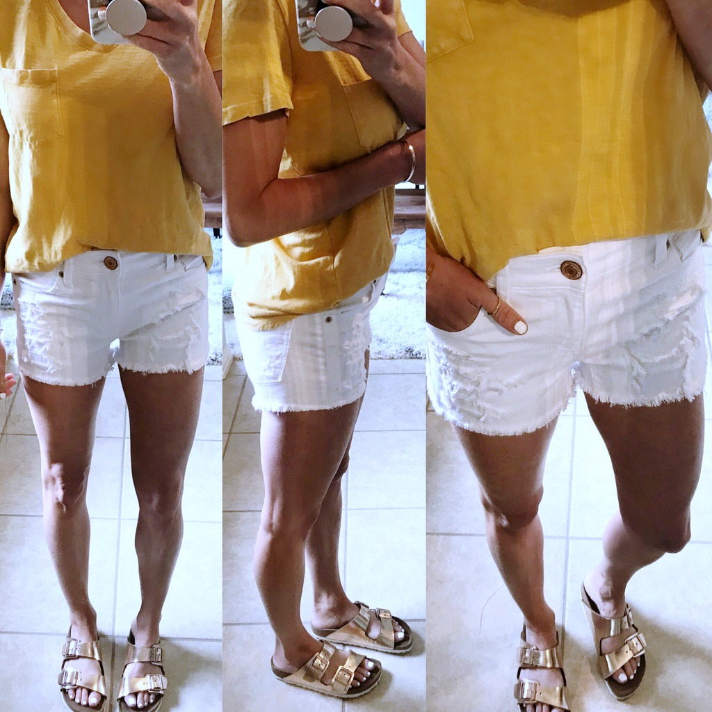 Denim short review