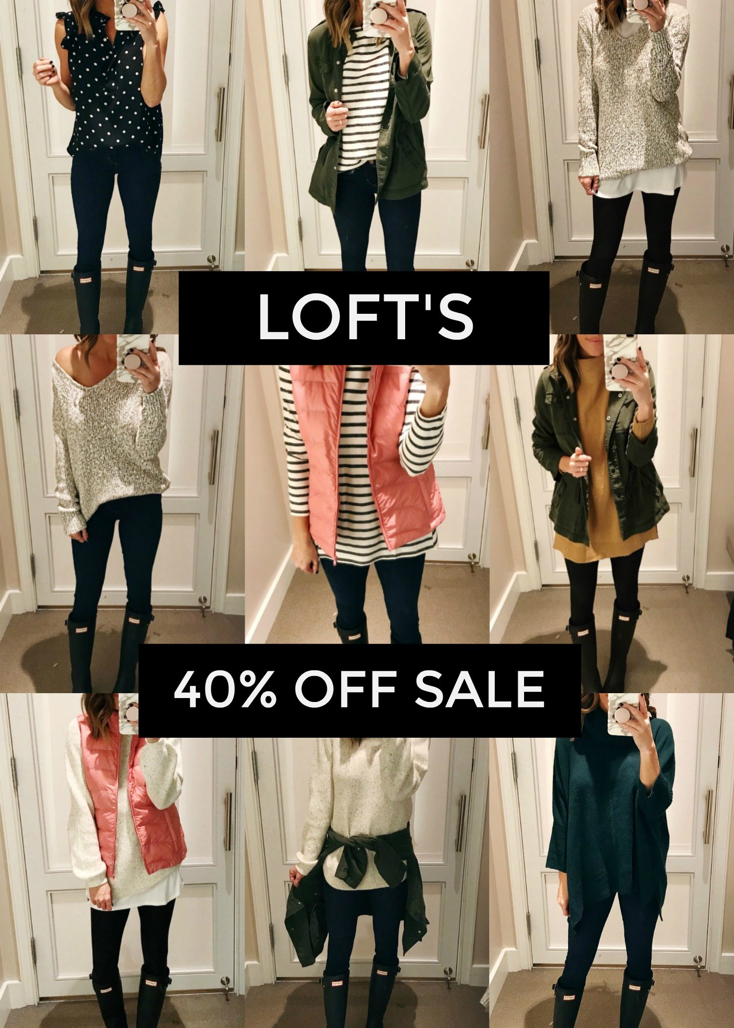 Loft Friends & Family Sale