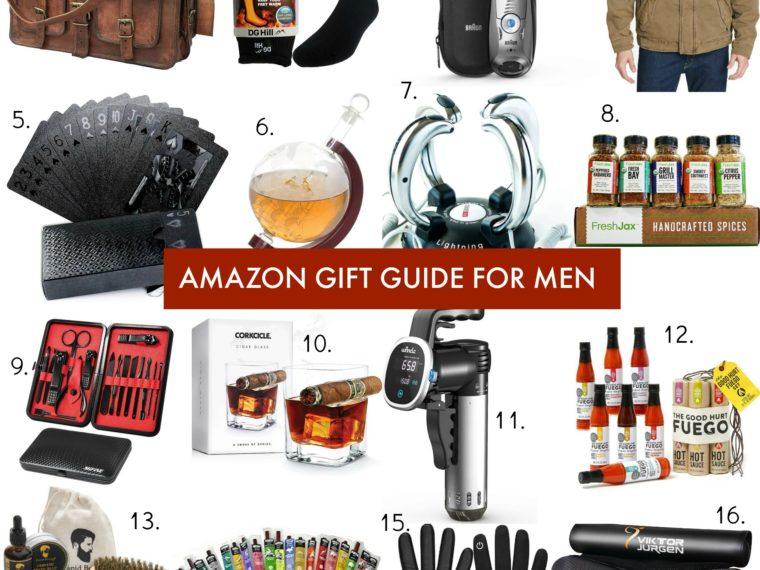 Men Gift Guide