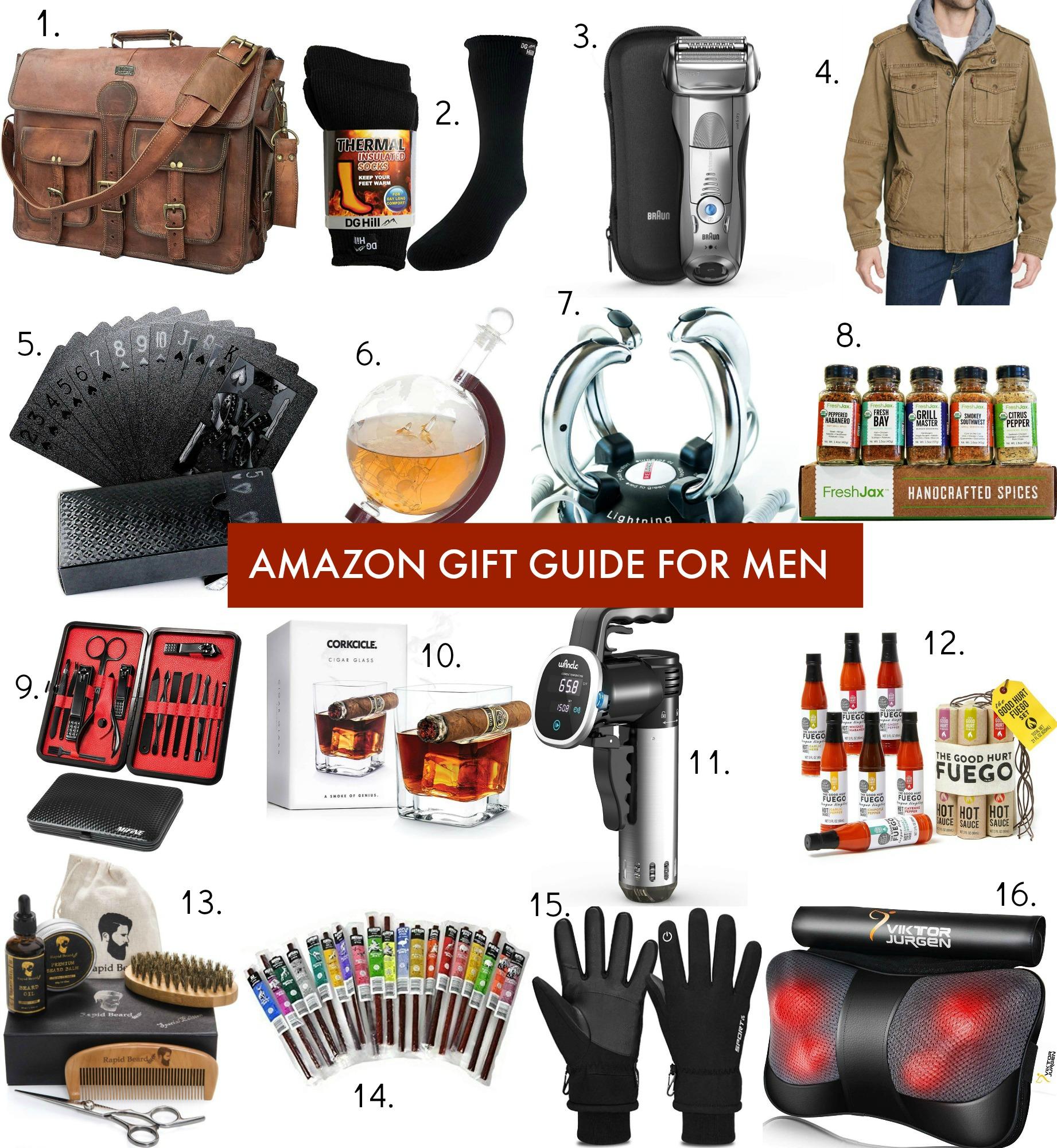 Gift Guide For Men The Sister Studio