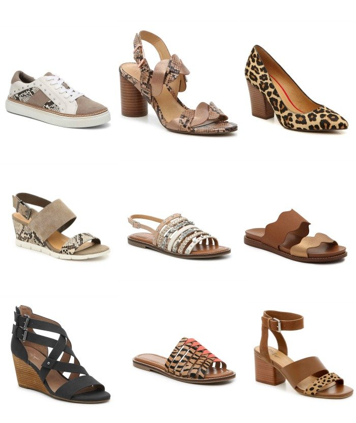 Spring Sandals from DSW! - The Sister